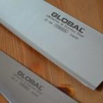 【キッチン】グローバルの包丁はやはり良かった!これはおすすめ!!