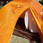 【アクア&アウトドア】懐かしいアクアの写真&クロノスドーム2型の仮設置