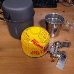 【アウトドア】コンセプトはソロ!キャンプ初心者、道具を集める!(その1-料理器具)